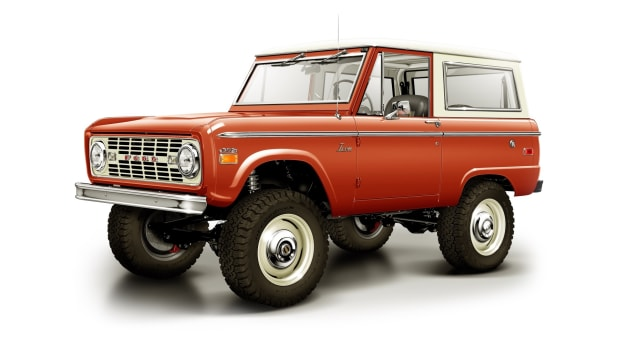 Icon Classic BR Bronco