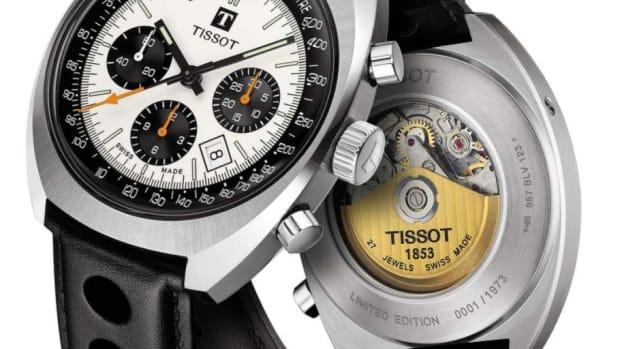 Tissot Navigator Limited Edition