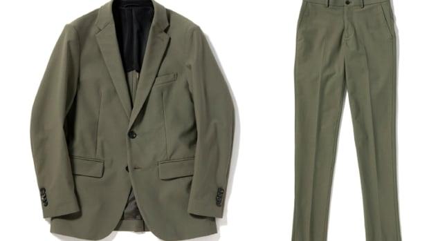 Narifuri x The Suit Company