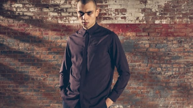 Outlier AMB Hidden Placket Shirt