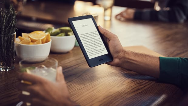All-new Kindle cafe