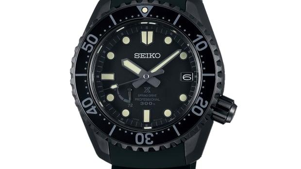Seiko Prospex LX