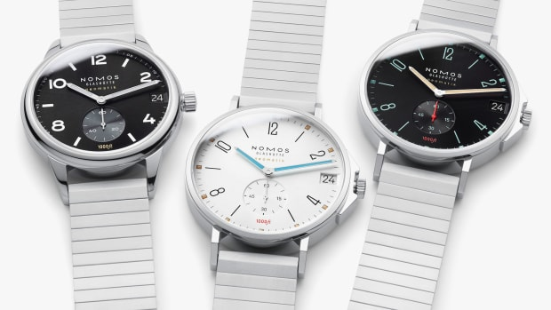 Nomos sport watches 2019