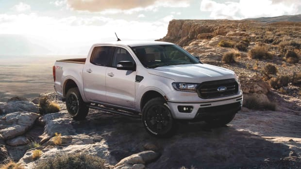 Ford Ranger Black Appearance Package