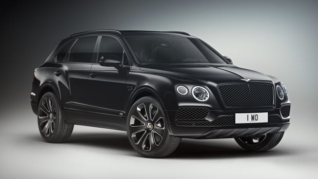 Bentley Design Series
