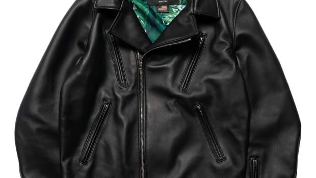 Sophnet x Schott Riders Jacket