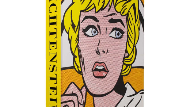 Assouline Roy Lichtenstein Impossible Collection
