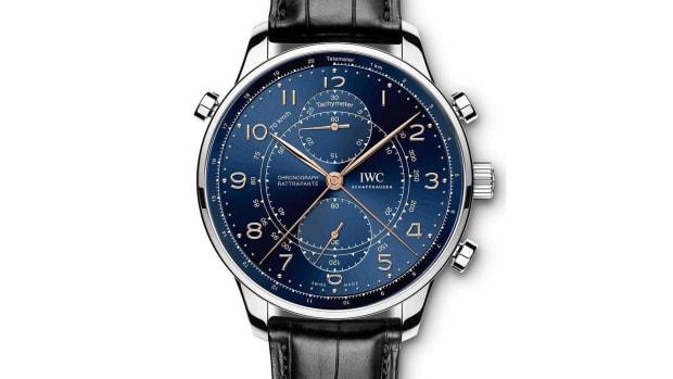 IWC Portugieser Chronograph Rattrapante Steel Milano