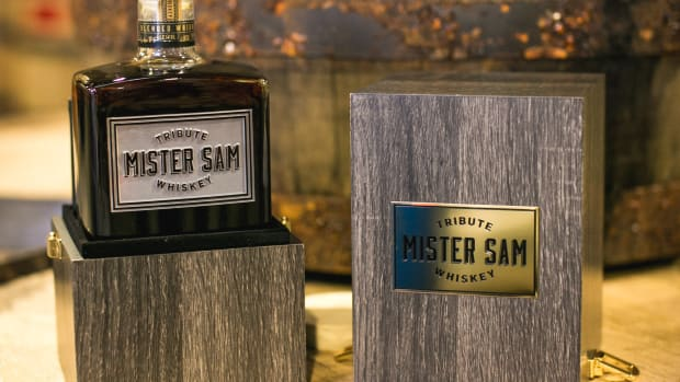 Mister Sam Tribute Whiskey