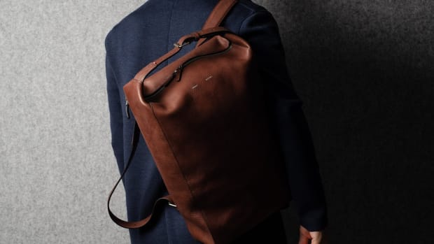 Hardgraft Belted Backpack