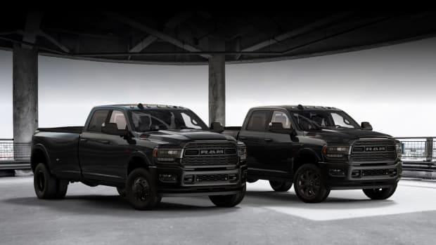 2020 Ram Heavy Duty Limited Black Edition