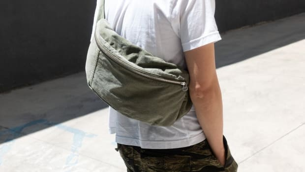 3sixteen Repurposed Bag Collection