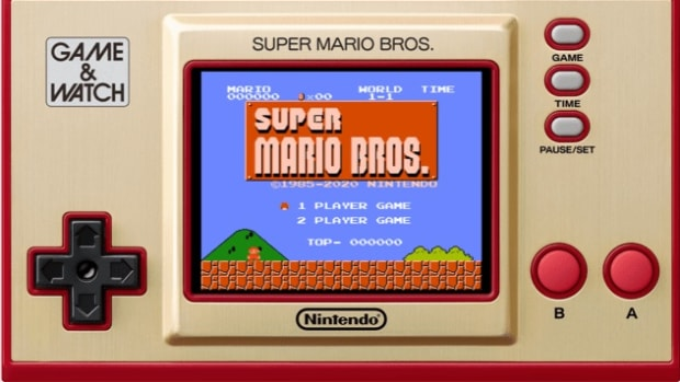 Nintendo Game & Watch Super Mario Bros.