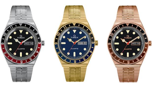 Timex Q New Colors Fall 2020
