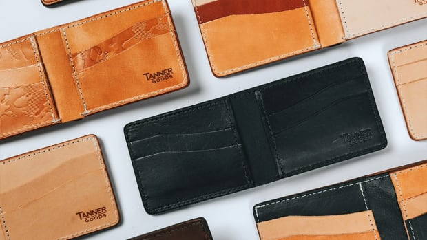 Tanner Goods Wallets
