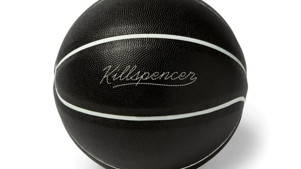Killspencer Basketball Full-Size