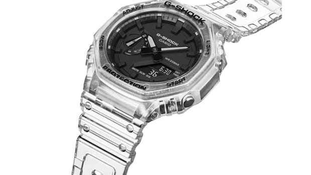 Casio G-Shock Semi-Transparent Collection