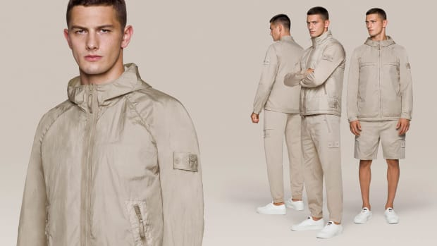 Stone Island SS'021_Ghost Pieces_Beige