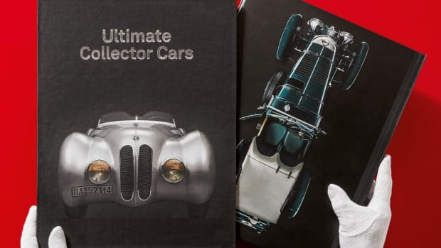 Taschen Ultimate Collector Cars