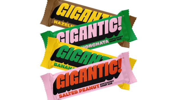 Gigantic Candy Bars