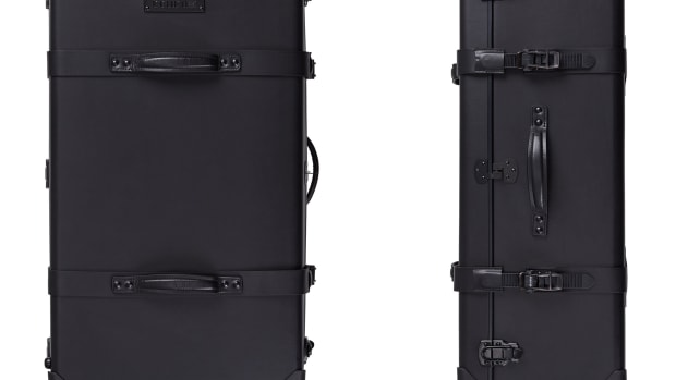 MINE77 x Steamline Luggage