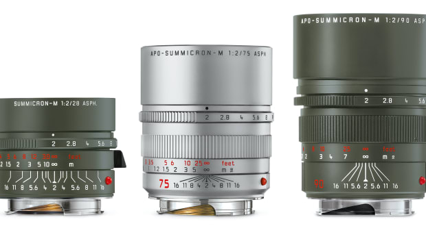Leica new lenses February 2020