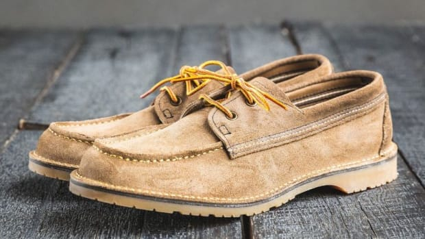 Red Wing Heritage Wacouta Camp Moc