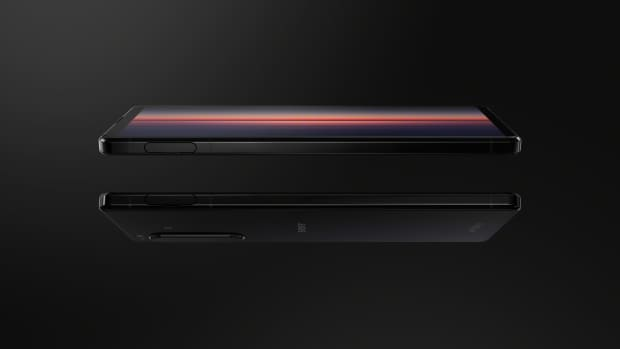 Xperia 1 II Black_Design double