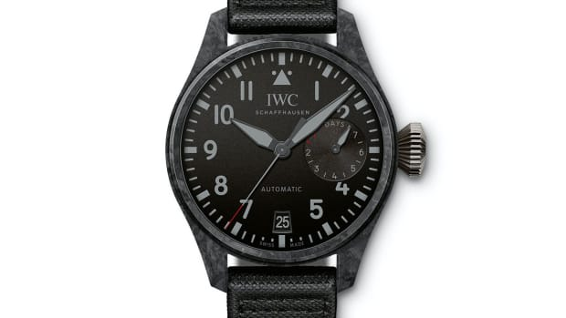 IWC Big Pilot's Black Carbon