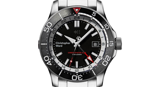 Christopher Ward C60 Elite GMT 1000