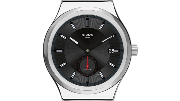 Swatch Petite Seconde Black
