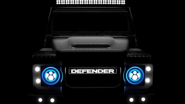 ECD Electric Defender