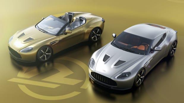 Aston Martin Vantage V12 Zagato Heritage TWINS by R-Reforged 1