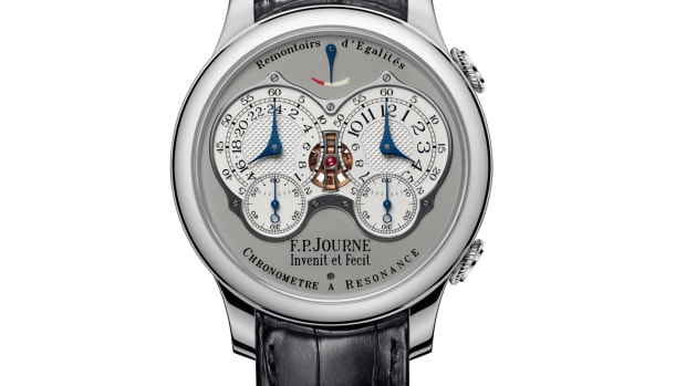 F.P. Journe Chronomètre à Résonance