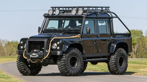 Silverstone Auctions Spectre Defender