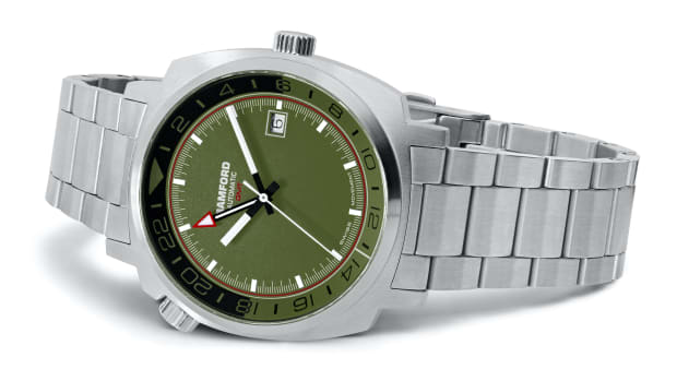 Bamford GMT Army Green