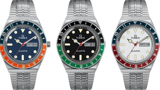 Q Timex 2020 Colors