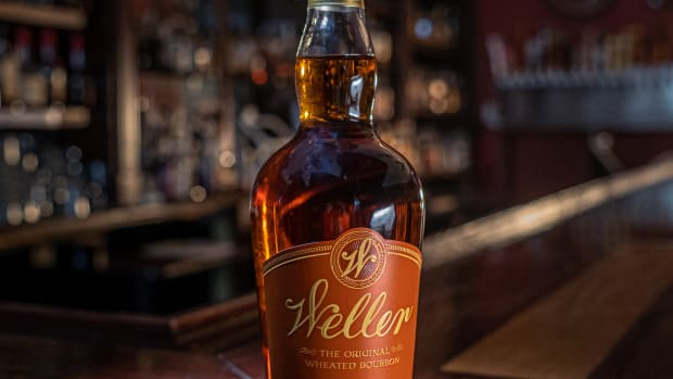 Buffalo Trace Weller Single Barrel Bourbon
