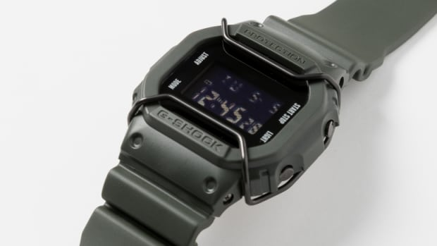 Casio G-Shock x Nexus VII for Urban Research