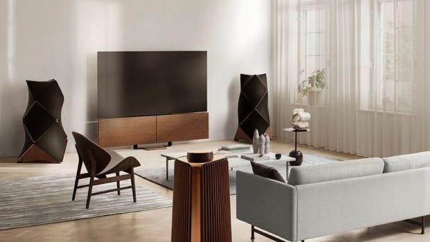 Bang & Olufsen 88-inch Harmony 8K OLED TV