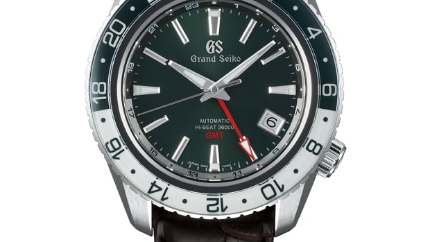 Grand Seiko Hi-Beat 36000 GMT Triple Time