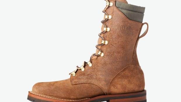 Filson x White's Fire Hybrid Boot