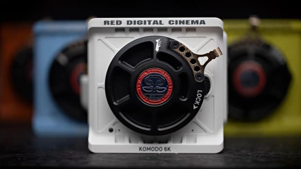 RED Komodo Camera