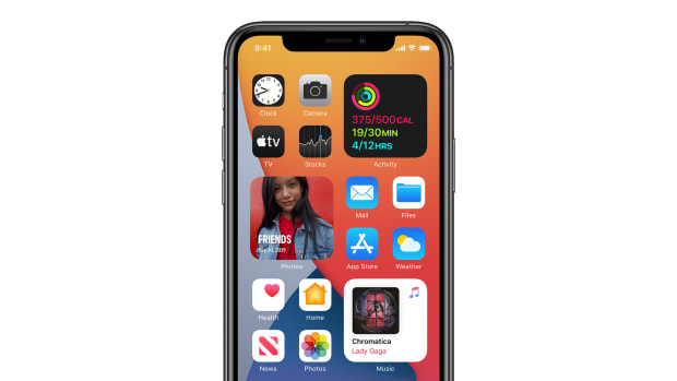 Apple iOS 14 Public Beta