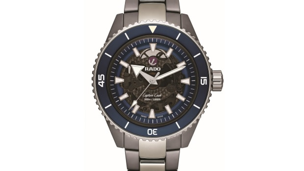 Rado Captain Cook Ceramic