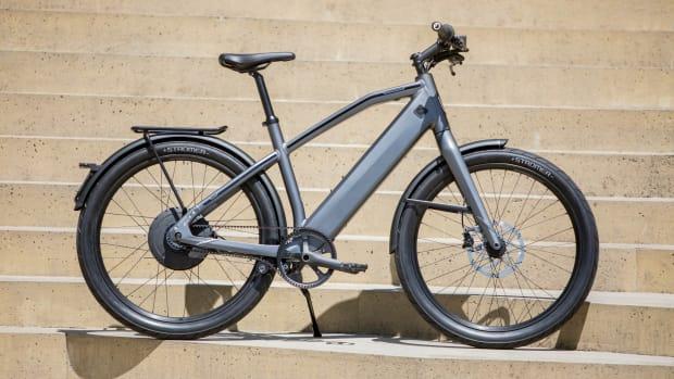 Stromer ST2 Sport Dark Grey