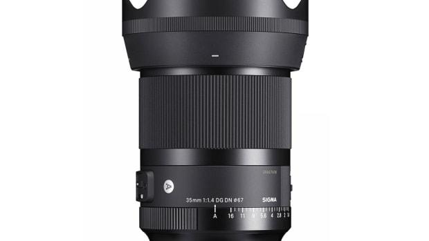 Sigma 35mm f/1.4 Art Lens