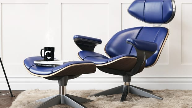 Callum Designs Lounge Chair
