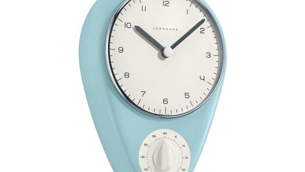 Junghans x Max Bill Kitchen Clock
