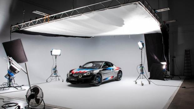 1-2021 - Alpine A110 x Felipe Pantone